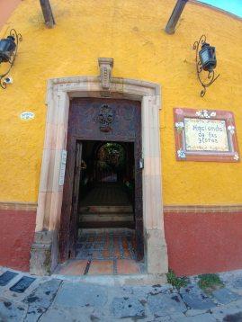 Hacienda de Las Flores, San Miguel de Allende