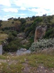 Hiking at Cañada de la Virgen. Photo by Angela Grier