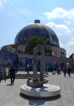 Querétaro sculpture