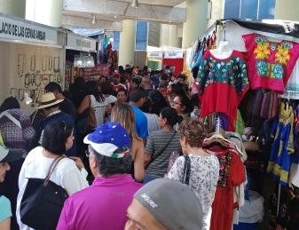 Oaxaca Expo Vendor Booths