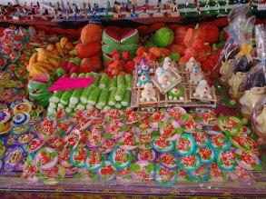 Feria Artesanal del Alfeñique. Photo by Angela Grier
