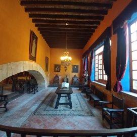 Hacienda Gabriel de Barrera, City of Guanajuato. Photo by Angela Grier