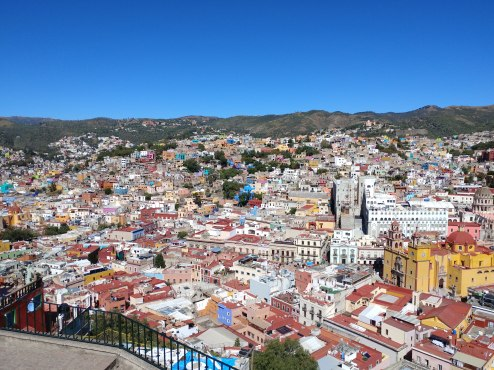 City of Guanajuato, Photo by Angela Grier