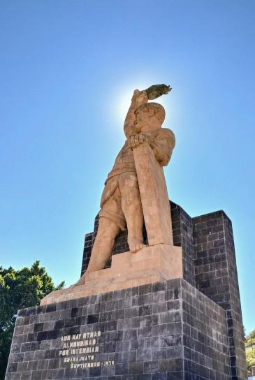 El Pipila, City of Guanajuato. Photo by Angela Grier
