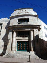 Teatro Principal, City of Guanajuato. Photo by Angela Grier