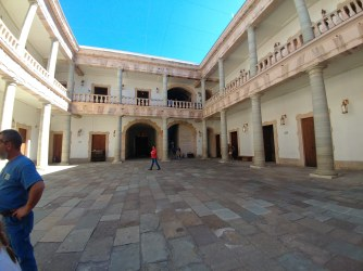 Regional Museum of Guanajuato (Alhondiga de Granaditas). Photo by Angela Grier