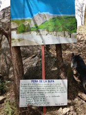 Peña de la Bufa. Photo by Angela Grier