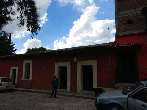 A small bakery in Comanja de Corona. Photo by Angela Grier