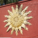 Tonala Metal Art. Photo by Angela Grier
