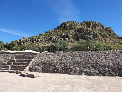 El Coporo ruins. Photo by Angela Grier